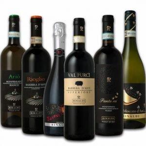 Discubre los vinos de Piamonte