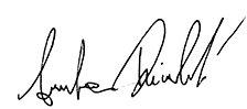 Andrea Rinadi signature