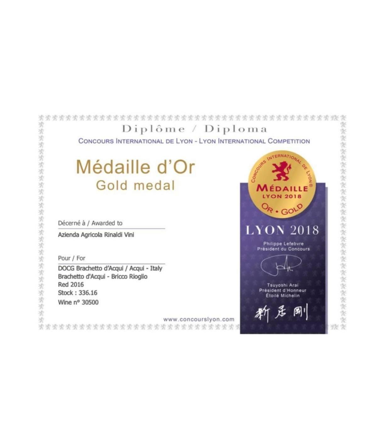 medaglia d'oro vino pantarei