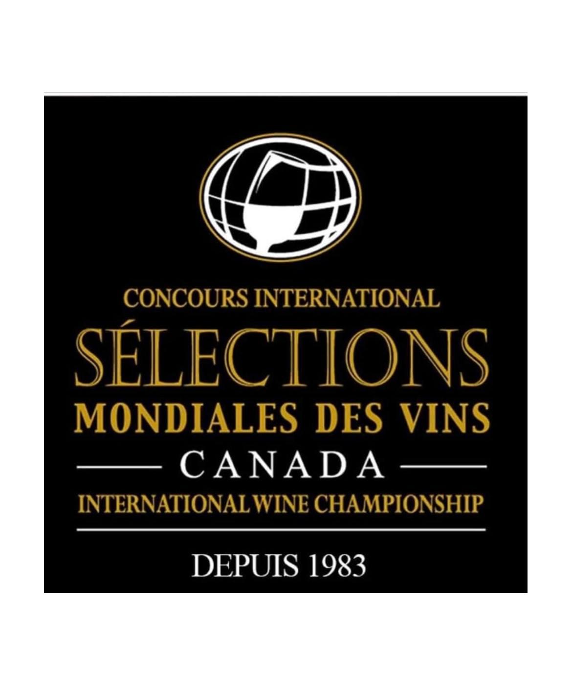moscato premio Canada International wine championship
