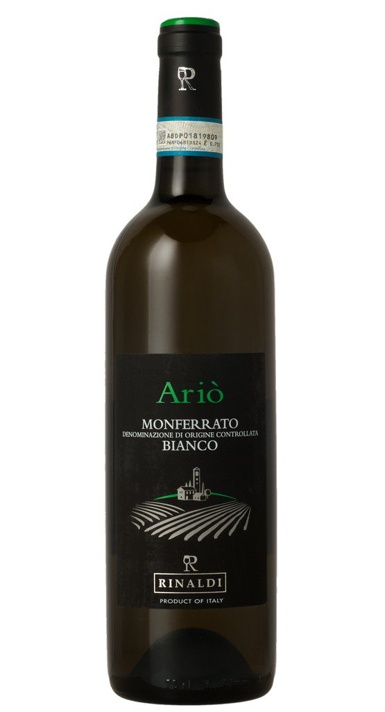 whiete Winee from Piedmont, Rinaldi Wines ariò