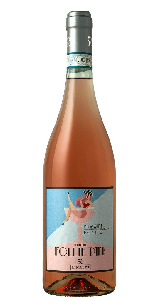 rosato wine from Piedmont, Rinaldi