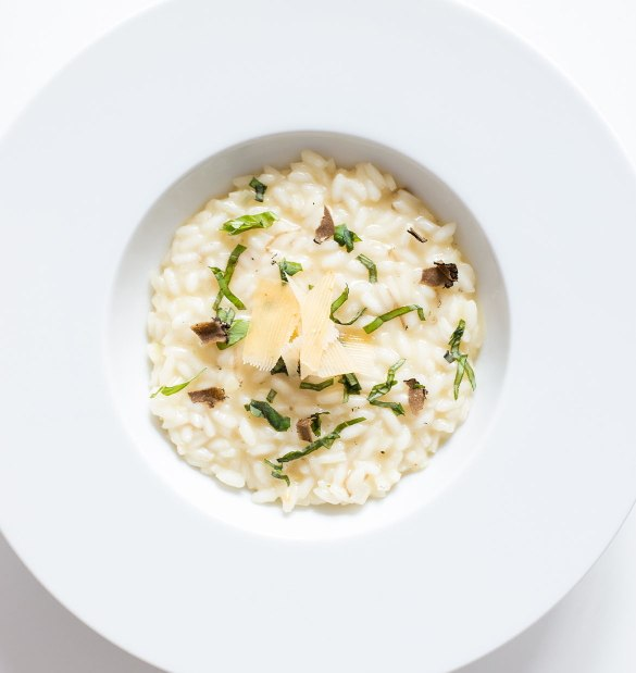 risotto Piedmont - Italy